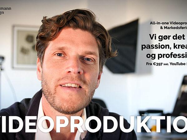 Ny video om videoproduktion og YouTube SEO