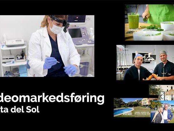 Videomarkedsføring: Disse brancher på Solkysten har særligt gavn af det [2020]