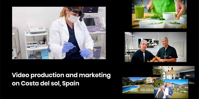 Video production and Marketing, Costa del Sol