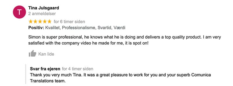 Review on Corporate Video Production