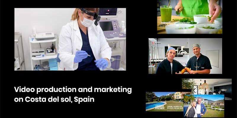 Video marketing Costa del sol