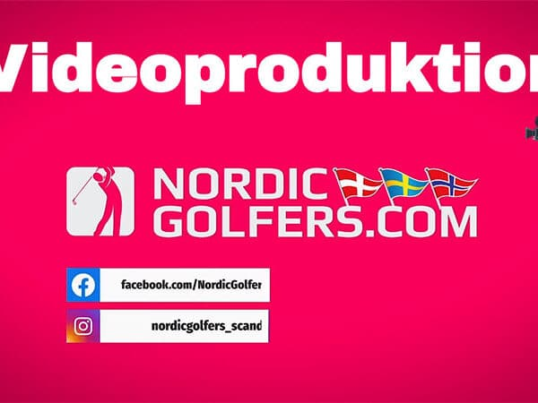 Videoproduktion for NordicGolfers 2020