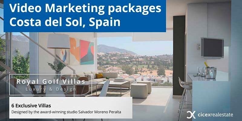 Paquetes de Video Marketing & Producción, Costa del Sol
