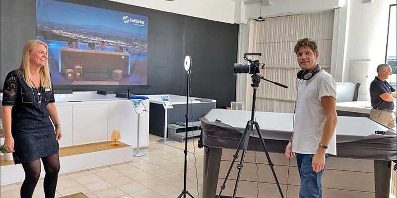 corporate video production marbella
