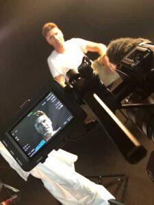 Videomaker Simon Goltermann